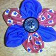 Easy DIY Fabric Flowers - Daily DIY Life.com