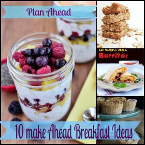 Plan Ahead: 10 make ahead easy breakfast ideas - Daily DIY Life (dailydiylife.com)