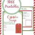 The Ultimate Guide to Hosting a Cookie Swap - FREE Printables : Daily DIY Life.com