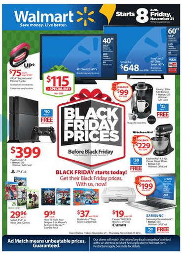 Walmart Pre Black Friday Sale Daily Diy Life