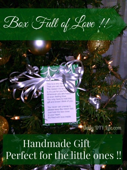 A Box Of Love Adorable Christmas Crafts For Kids