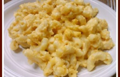 Easy Meals: Creamy Crock Pot Mac n Cheese - DailyDIYLife.com
