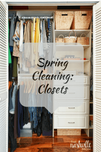 Closets Nashville Mom