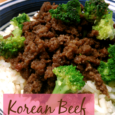 Easy Meals: Korean Beef Recipe | DailyDIYLife.com