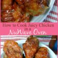 How to Cook Juicy Chicken in a NuWave Oven | DailyDIYLife.com