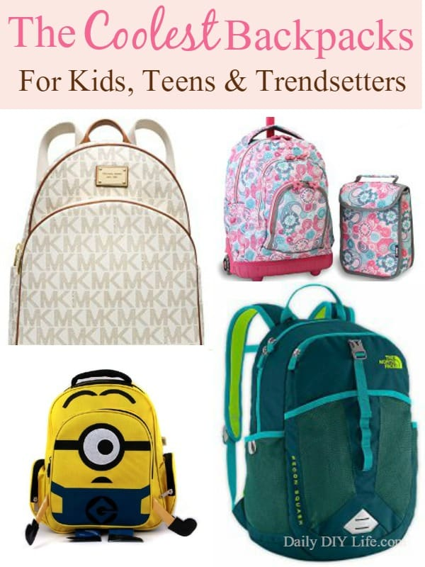 The Coolest Backpacks for Kids, Teens & Trendsetters!