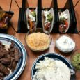 Busy Weeknight Beef Fajitas Recipe! An easy dinner recipe for the perfect something different in the middle of the week. | DailyDIYLife.com