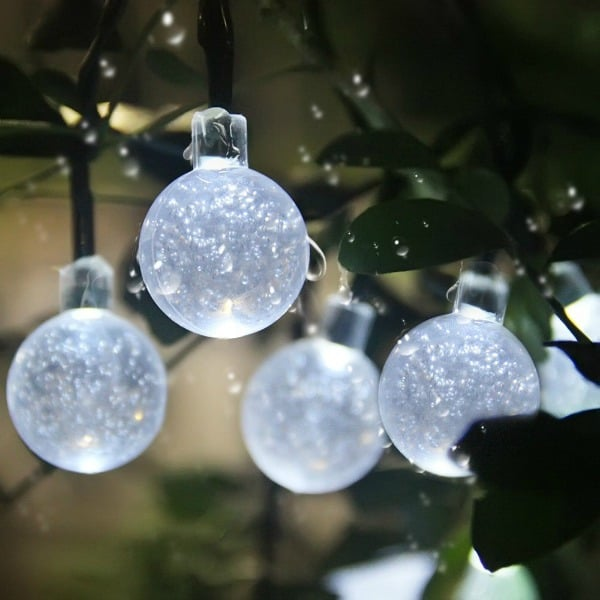Solar Outdoor String Lights By Innoo Tech: Must Have Items For Your Summer Patio