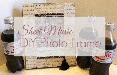 DIY Photo Frame Feature