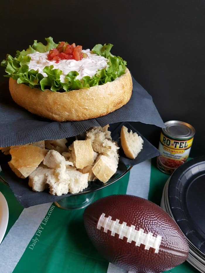 Game Day BLT Dip